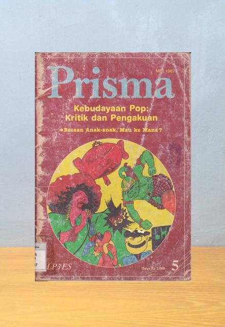 Majalah Prisma: Kebudayaan Pop