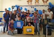 Escola EPAMA vivencia dia Mundial da Conscientização do Autismo