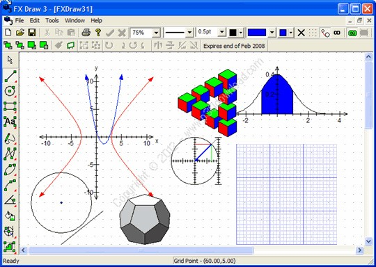 Download latest software download fx draw v60013 charting the aim is to provide mathematics teachers with a tool that can draw any required mathematical diagram with a minimum ccuart Image collections