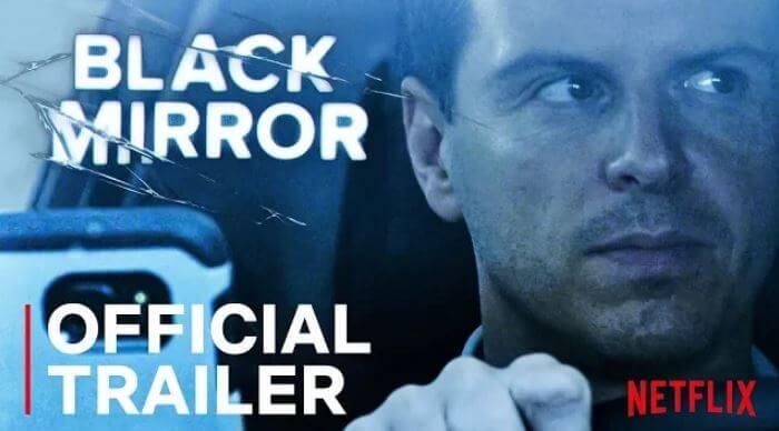 Print Screen do Trailer da quinta temporada de Black Mirror