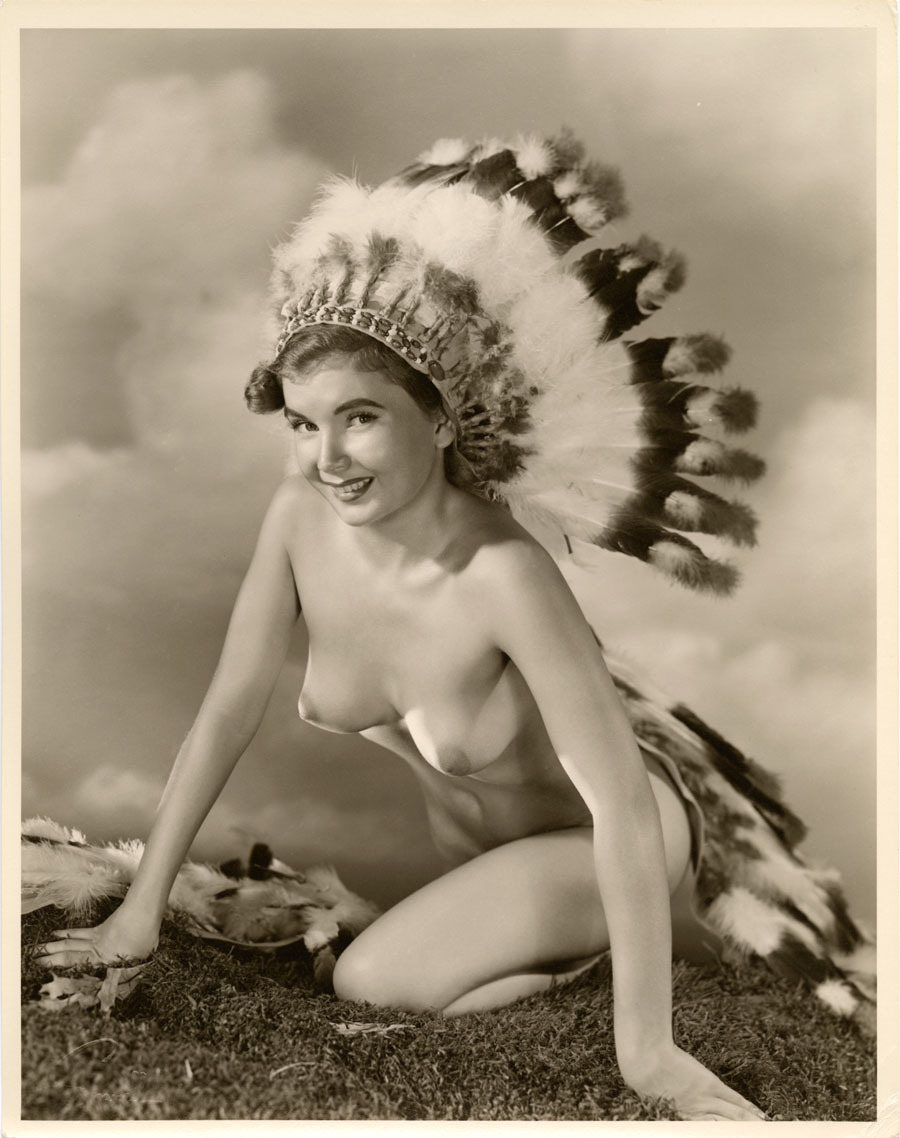 nude indian squaw