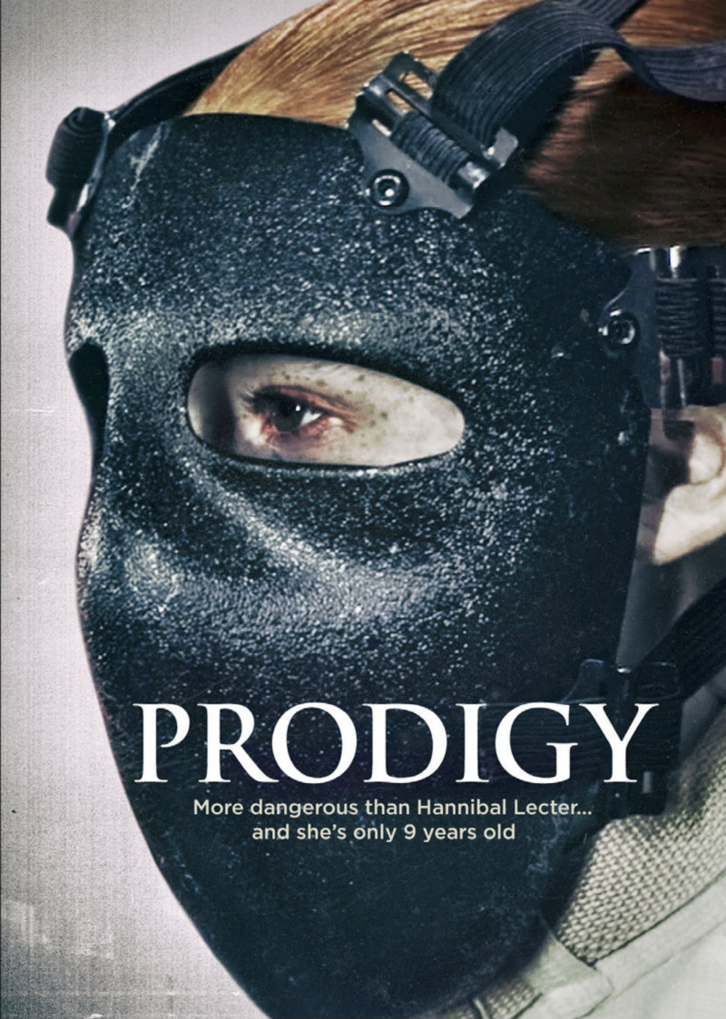 prodigy movie poster
