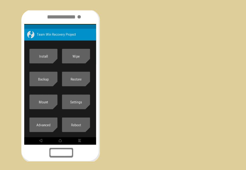 Memperbaiki HP Matot Dengan Recovery HP Android