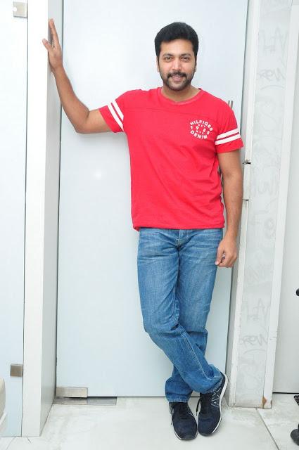 Jayam Ravi Height Weight Body Measurements