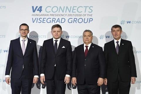 A V4-országok nem értenek egyet a kiküldetési irányelv kiterjesztésével