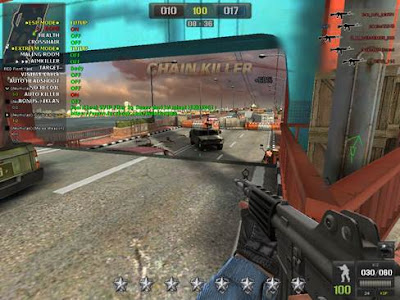 14 April 2018 - Glutamin 4.0 Point Blank Garena Wallhack, ESP Mode, Auto Headshoot, 1 Hit, Aimbullet, Auto Killer, No Recoil, Full Mode VVIP