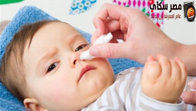 كيف تعتنى بطفلك الرضيع فى الشهور الاولى infant