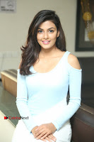 Anisha Ambrose Latest Pos Skirt at Fashion Designer Son of Ladies Tailor Movie Interview .COM 1164.JPG