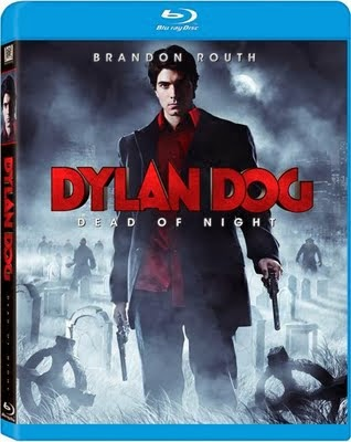 Dylan Dog: Dead of Night 2011 BRRip Hindi Dubbed 300MB