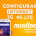 Configurar Internet APN 3G/4G LTE Movilnet Venezuela 2021