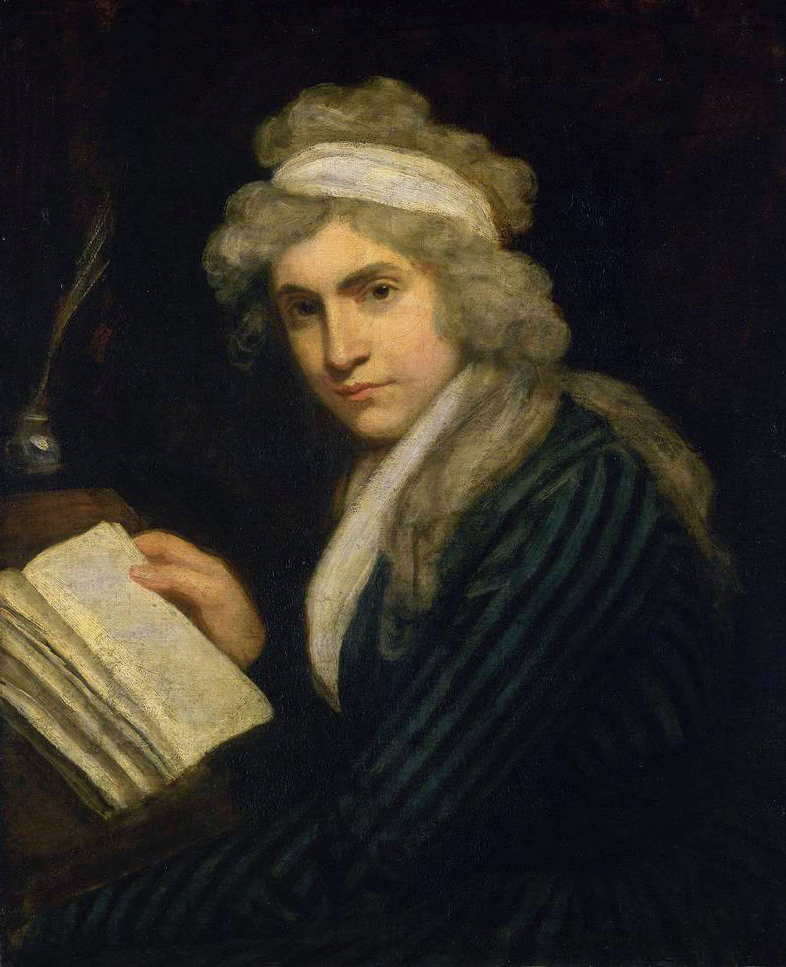 woolf on mary wollstonecraft The essays in this collection represent the explosion of scholarly interest since the 1960s in the pioneering feminist, philosopher, novelist, and political theorist.