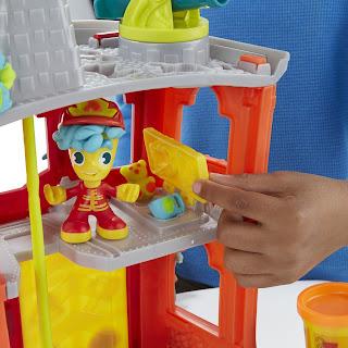 Play-Doh Town Serisi kuaför