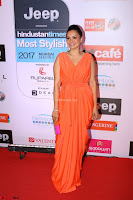 Red Carpet of Most Stylish Awards 2017 ~ Lara Dutta (2).JPG