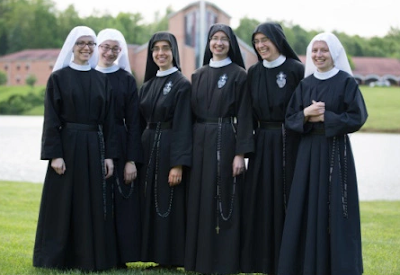 life, live, long, nuns, latest. research. how, why.