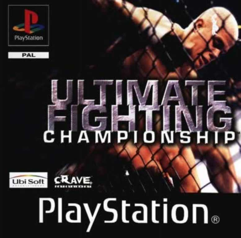 Ultimate Fighting Championship ISO PS1