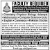 Punjab Group Of Colleges Gujranwala Jobs
