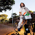 Indiano pedala ao redor do mundo ensinando sobre prevenção contra Aids