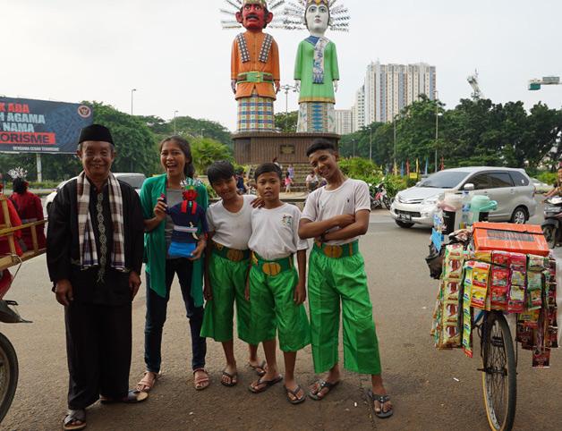 Jakarta-ondel ondel