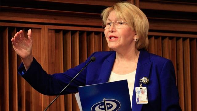 @pppenaloza: Luisa Ortega, una grieta en el bloque chavista