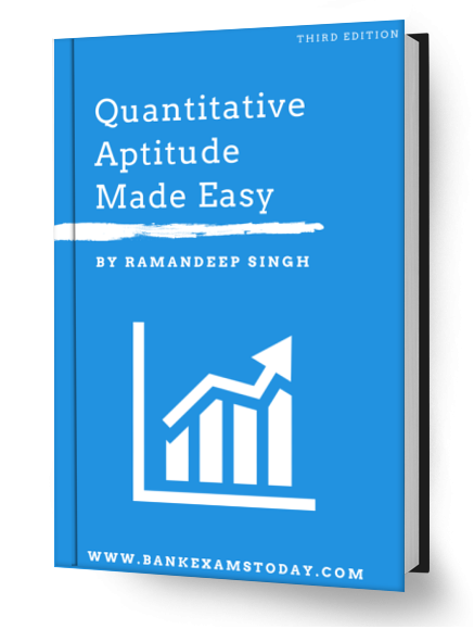 Best quantitative aptitude books for bank exams bank exams today with the help of bankexamstoday editorial team we update quantitative aptitude made easy book on the monthly basis get quantitative aptitude made easy fandeluxe Choice Image