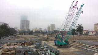 Tiến độ xây dựng Condotel Cocobay Đà Nẵng