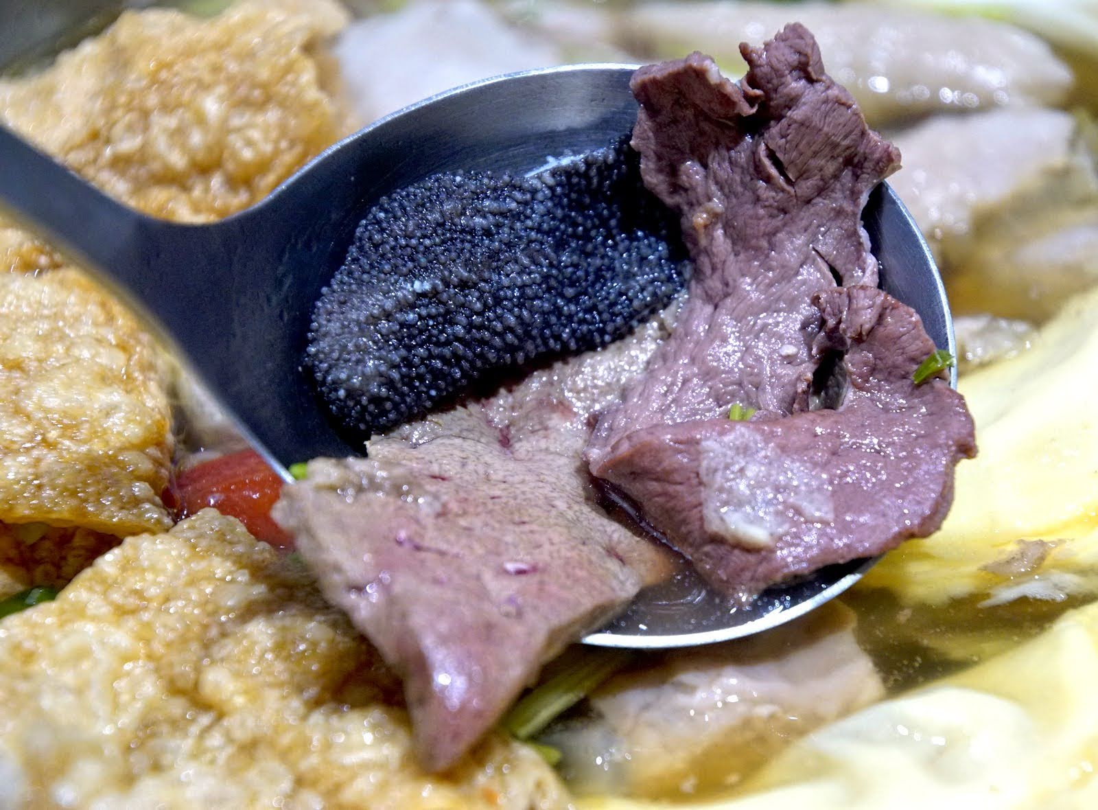 [台南][仁德區] 阿裕牛肉涮涮鍋(崑崙店)|再偏僻人氣都很旺|食記