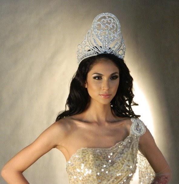 Deborah Priya Henry – Miss Malaysia 2011
