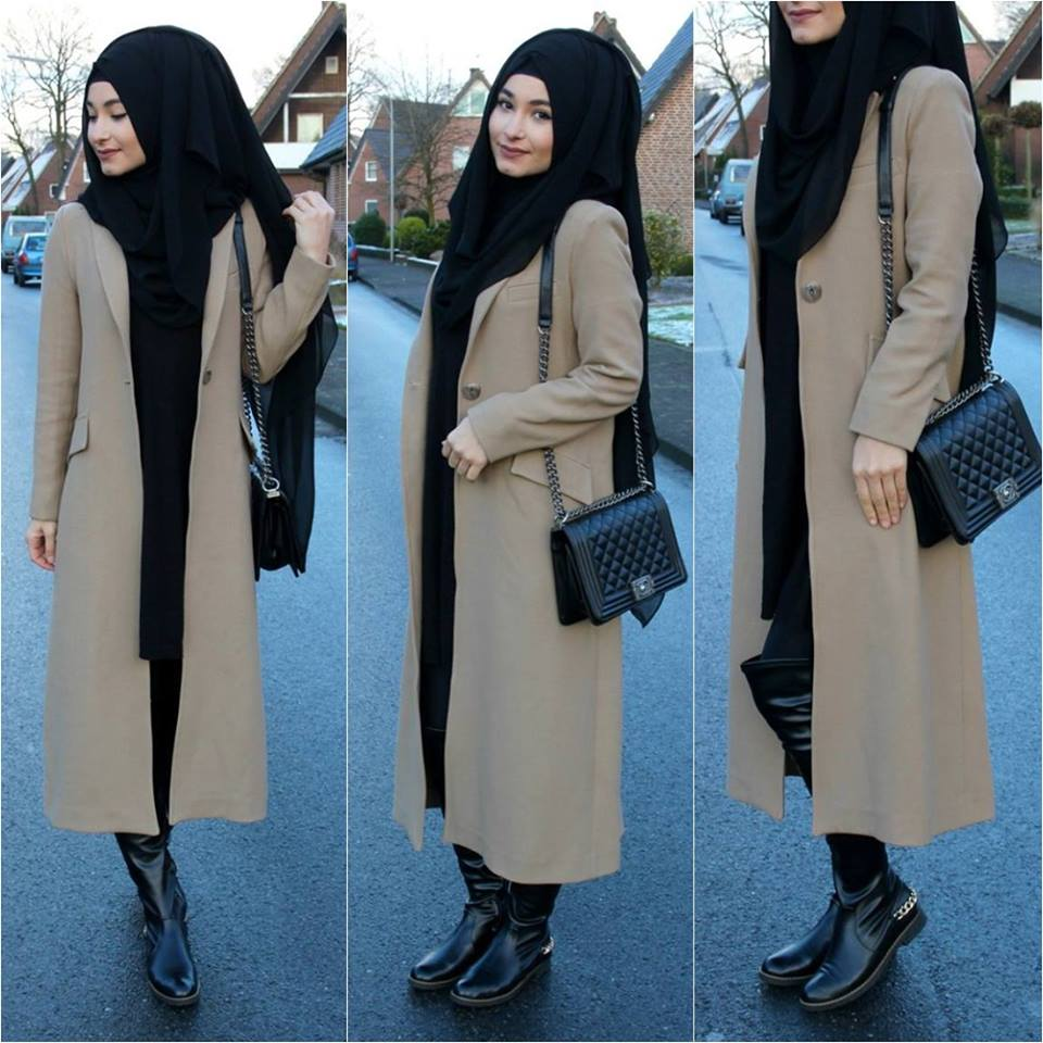 24 Styles Hijab Tr S Fashion T 2016 Hijab Fashion And Chic Style