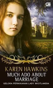 Novel Much Ado About Marriage by Karen Hawkins