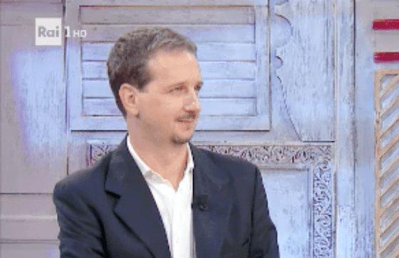 Luca Avoledo parla del libro No Vegan su Rai1