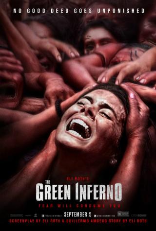 The Green Inferno [2013] [DVDR] [NTSC] [Latino]