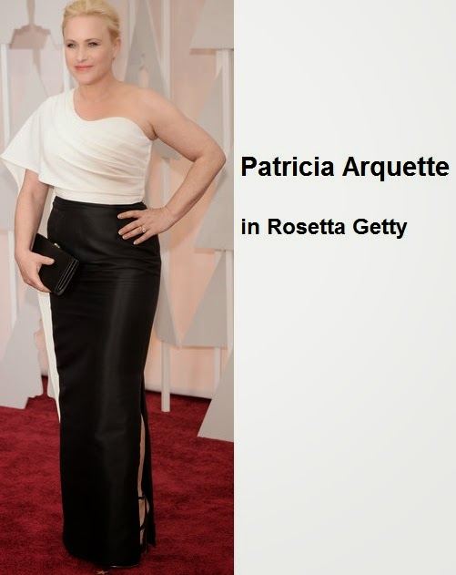 Patricia%2BArquette%2Bin%2BRosetta%2BGetty - Look Óscares 2015