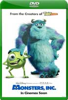 Monsters, Inc. (2001) DVDRip Latino