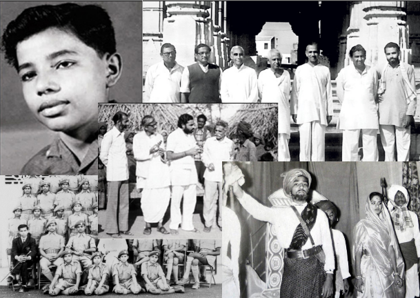 Narendra Modi's earlier accounts which are filled with fascinating incidents, episodes of bravery, affinity towards army, character of stubborn child, attitude of serviceman, great resolve for the call of motherland, his family, friends, Situations related to Marriage, bend towards Sanyas and Swing towards RSS