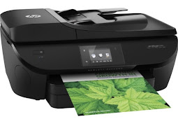 HP Officejet 5745 Driver Download and Setup
