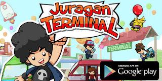 Download Juragan Terminal Apk v2.1 Mod Money Terbaru