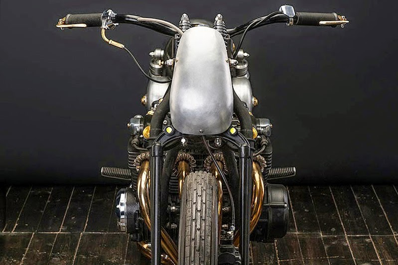 For Motorcycle fans: Cafe racer