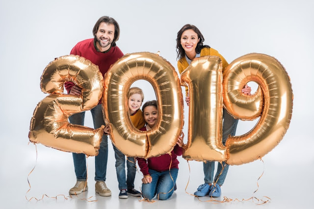 Happy New Year 2019 Greeting Quotes For Son 2020, 2021, 2022