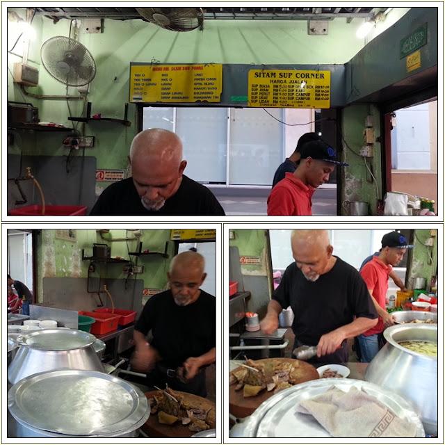 Tempat Makan Best Batu Pahat| Sup Sitam Batu Pahat, Johor