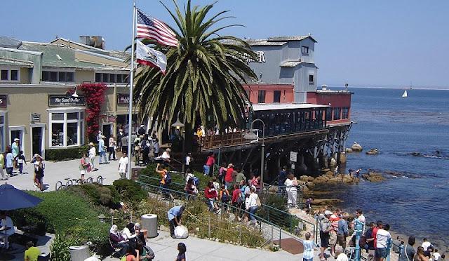 Quantidade de dias mínima para ficar em Monterey