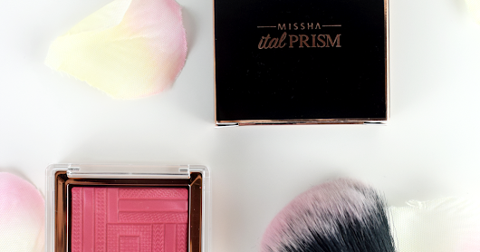 Review | Missha Satin Blusher Italiprism - Rose Boutique