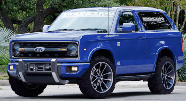 2019 Ford Baby Bronco Price List Canberra