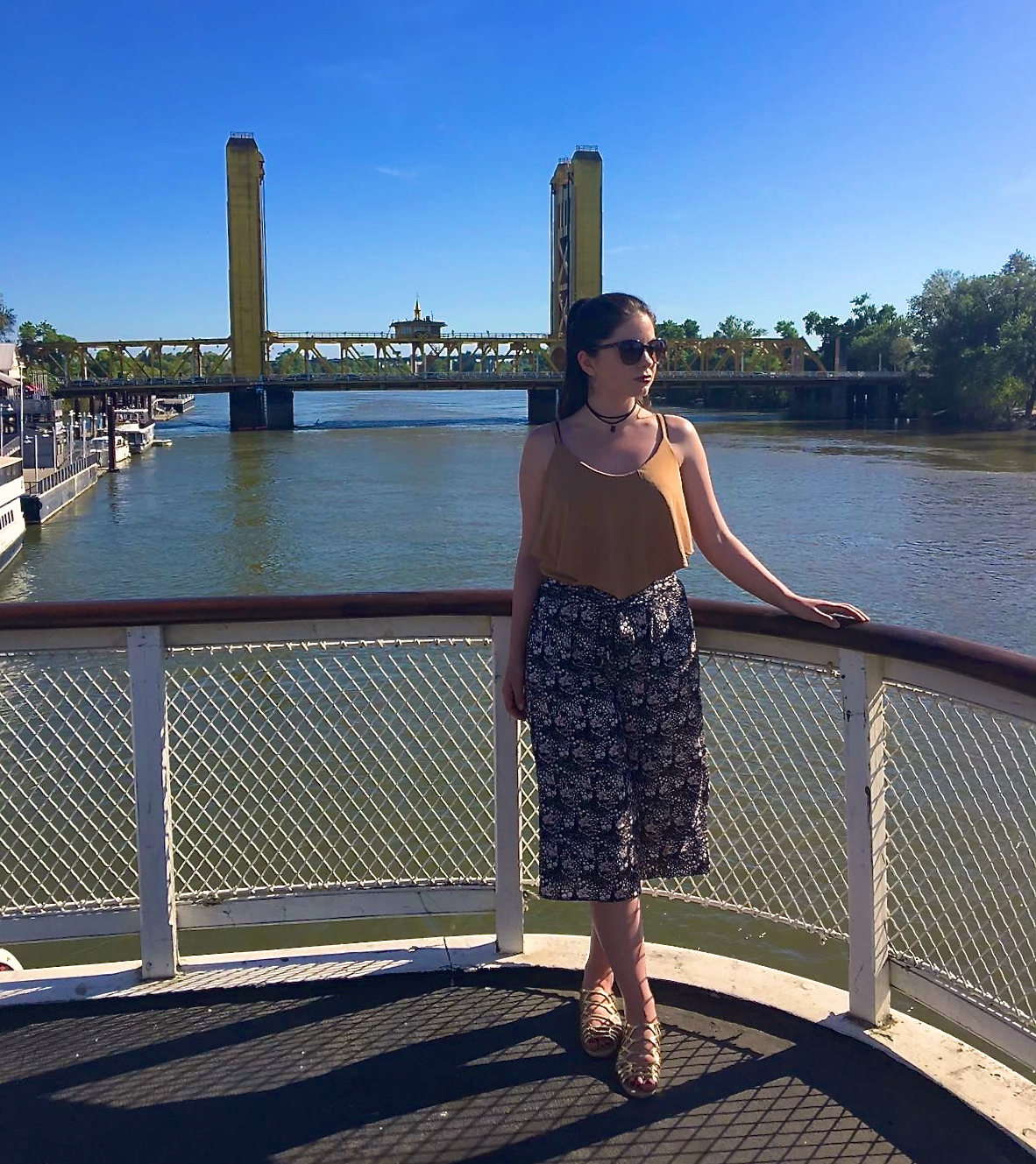 Time Travellers: 24 Hours in Old Sacramento, California | Rosie Romance