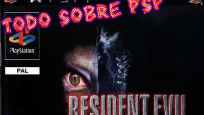 Resident Evil 2 [Español][PSX-PSP]