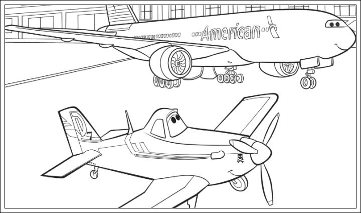 ausmalbilder zum ausdrucken ausmalbilder planes disney