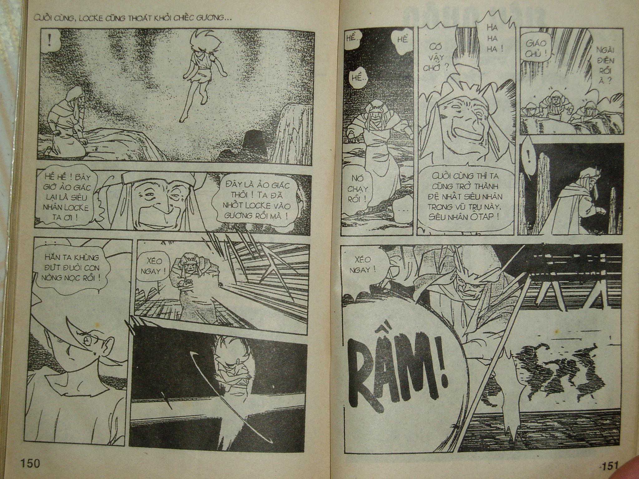 Siêu nhân Locke vol 17 trang 73