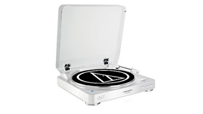 Audio Technica AT-LP60 Disk Design Looks Awesome