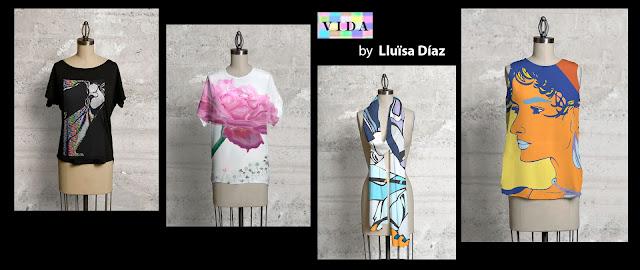Colección de moda en Vida