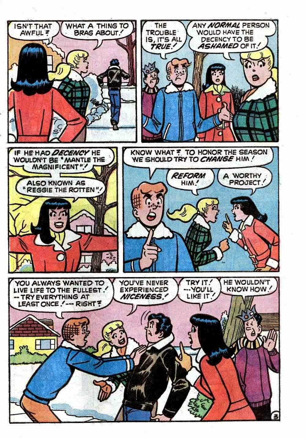 archie does
