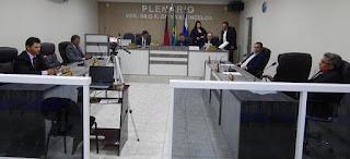 Nova mesa diretora da Câmara de Baraúna será empossada em 1º de janeiro